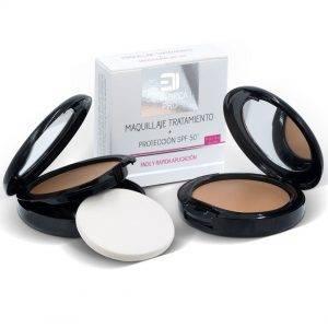 Maquillaje Tratamiento Protección SPF 50+