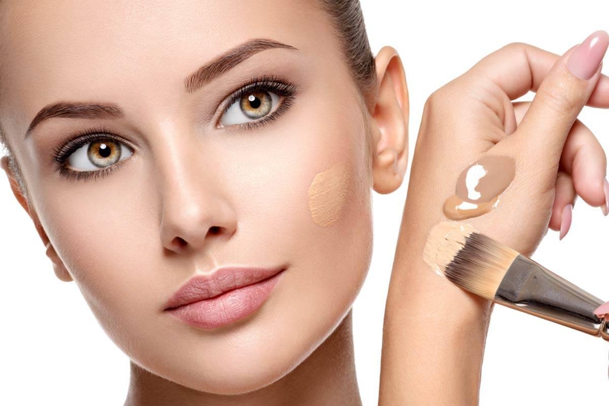 En este momento estás viendo Principales tipos de bases de maquillaje