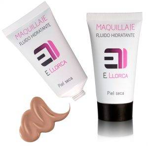 maquillaje fluido hidratante elisabeth llorca