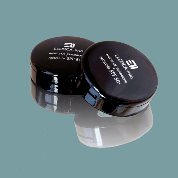 base de maquillaje tratamiento con proteccion solar